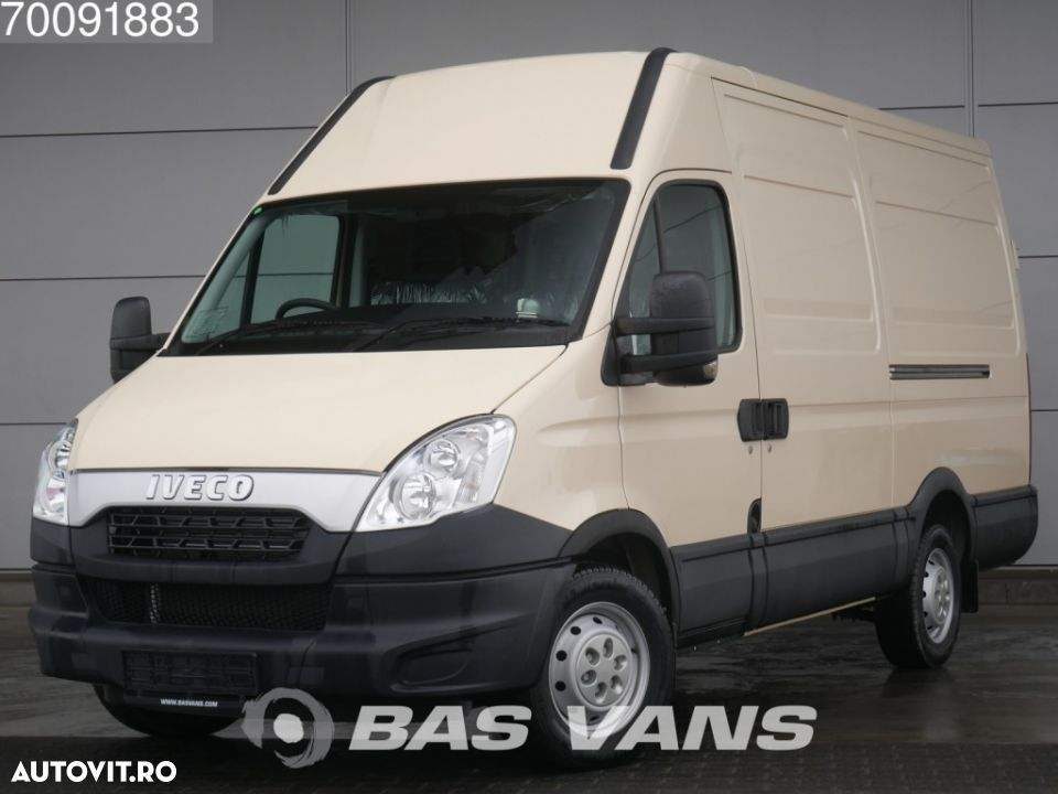 Iveco Daily 35S15 New - Unused RHD 3.0ltr Right Hand Drive L3H2 12m3 Airco - 1