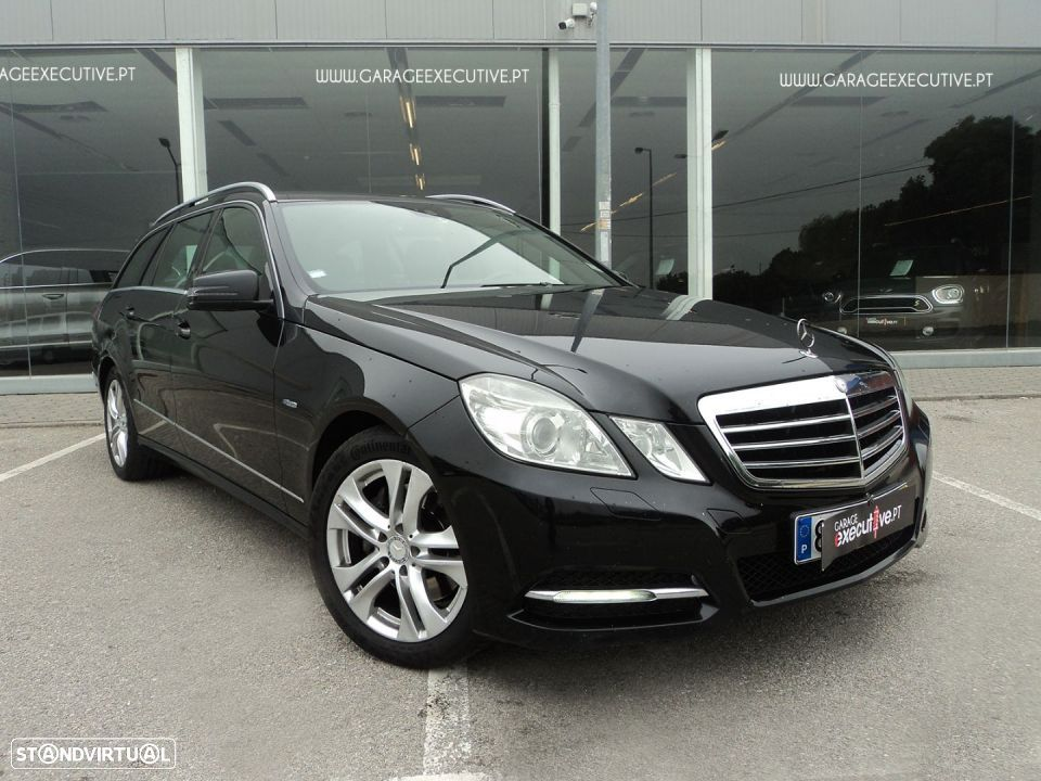 Mercedes-Benz E 250 CDI Station Avantgarde - 1