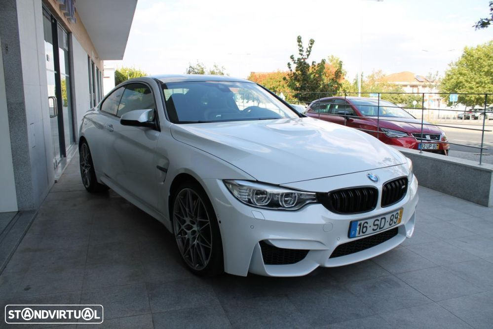 BMW M4 COUPE COMPETITION 450 CV - 4