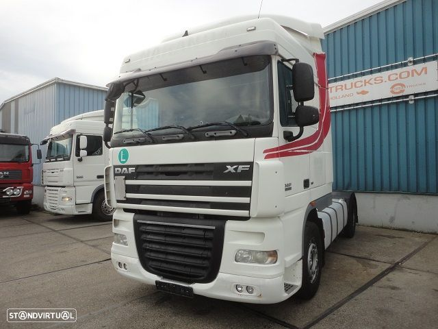DAF FT XF105-460 SPACECAB (MANUAL GEARBOX / EURO 5 / MX-BRAKE / AIRCONDITIONING) - 1
