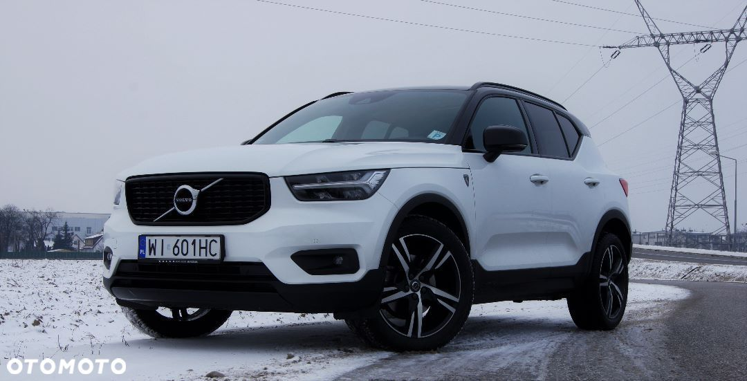 Volvo XC 40 Volvo XC40 T5 AWD R Design First Edition - 1