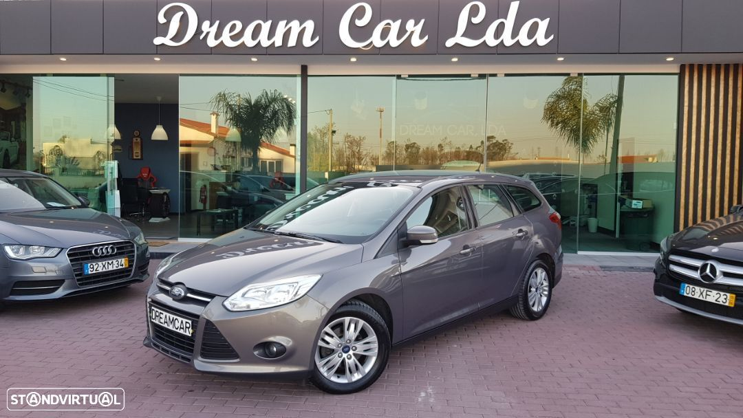 Ford Focus SW 1.0 Ecoboost Trend - 1