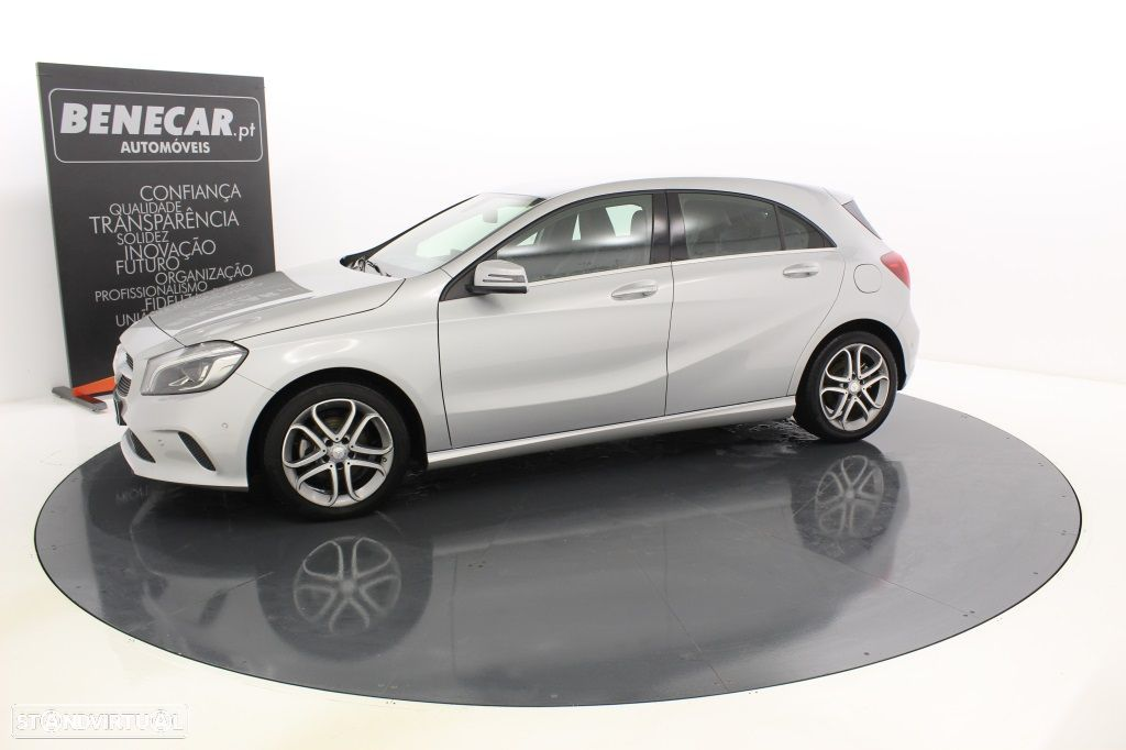 Mercedes-Benz A 180 CDi Urban - 2