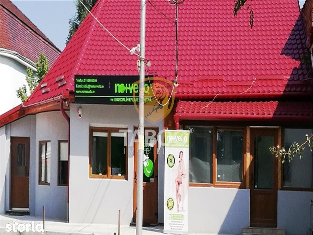 Spatiu Comercial de inchiriat, Sibiu (judet), Dumbrăvii - Foto 1