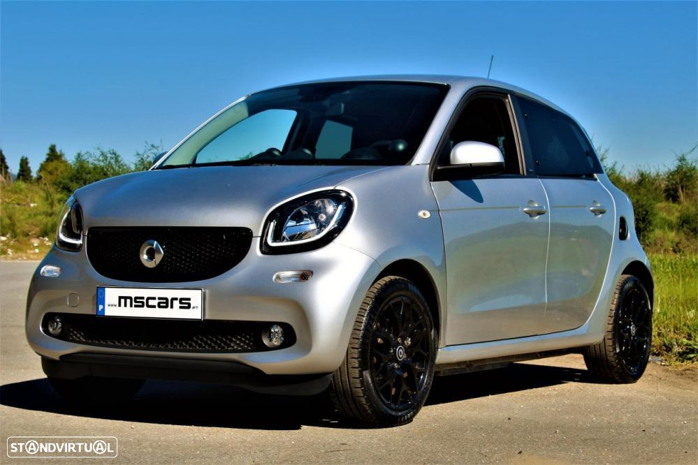Smart ForFour Style 100% Eletrico - 1