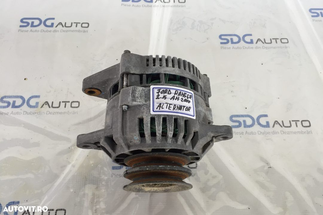 Alternator Ford Ranger 2.5 1998-2005 - 3