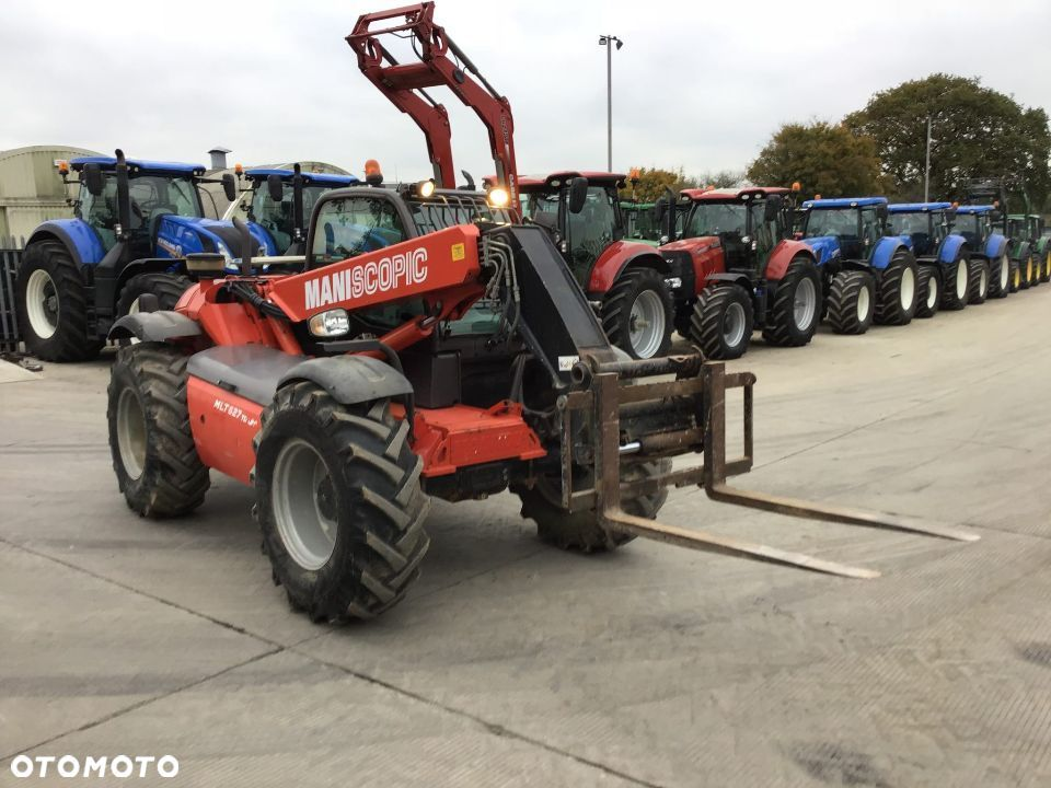 Manitou MLT627T - 1