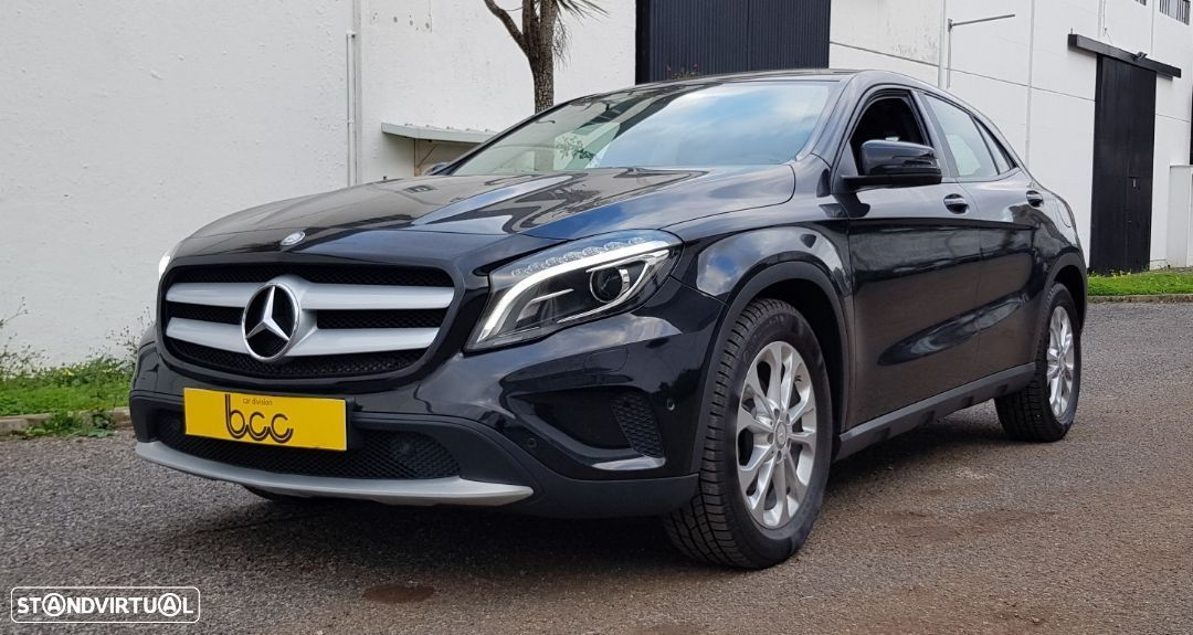 Mercedes-Benz GLA 180 BlueEFFICIENCY Edition Garantia - 8
