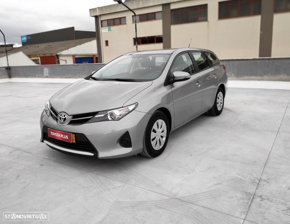 Toyota Auris Touring Sports 1.4D TS Active+AC - 1