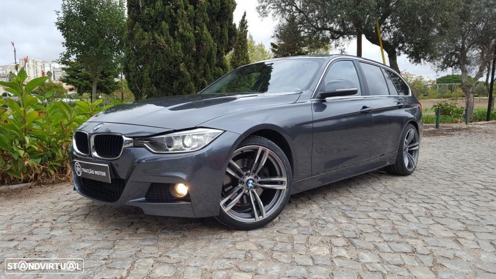 BMW 325 d Touring Pack M - 1