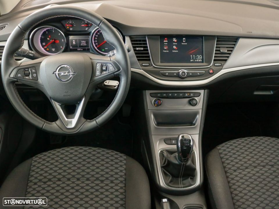 Opel Astra Sports Tourer 1.6 Turbo D 110cv S/S Edition - 14