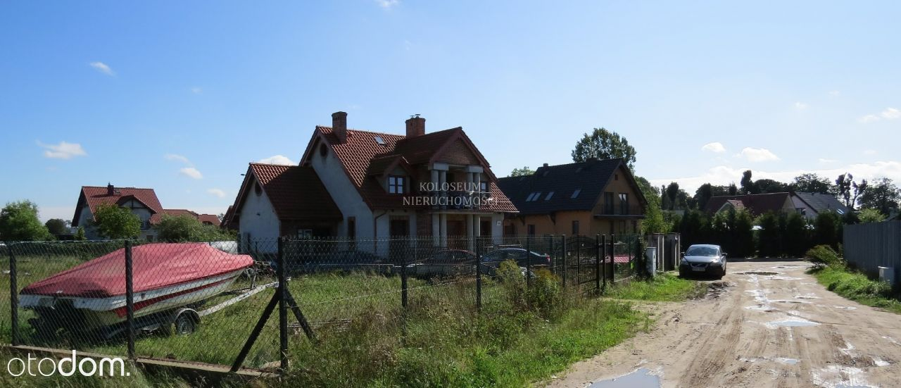 Działka na sprzedaż, Reda, wejherowski, pomorskie - Foto 5