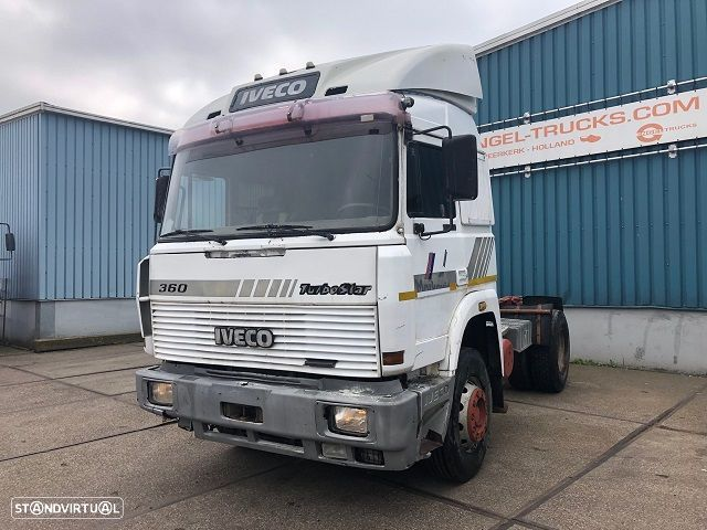 Iveco TURBOSTAR 190.36 FULL STEEL / LAME / BLATT (6 CILINDER ENGINE / MANUAL GEARBOX) - 1