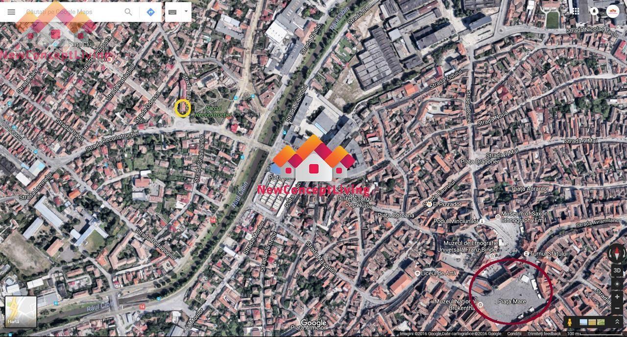 Birou de vanzare, Sibiu (judet), Centru - Foto 3