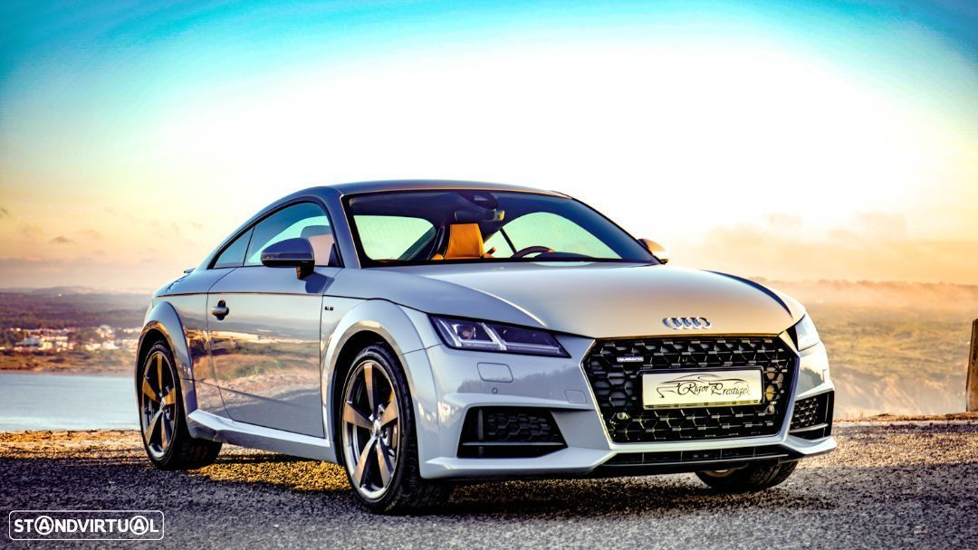 Audi TT 20 Years Limited Edition - 1