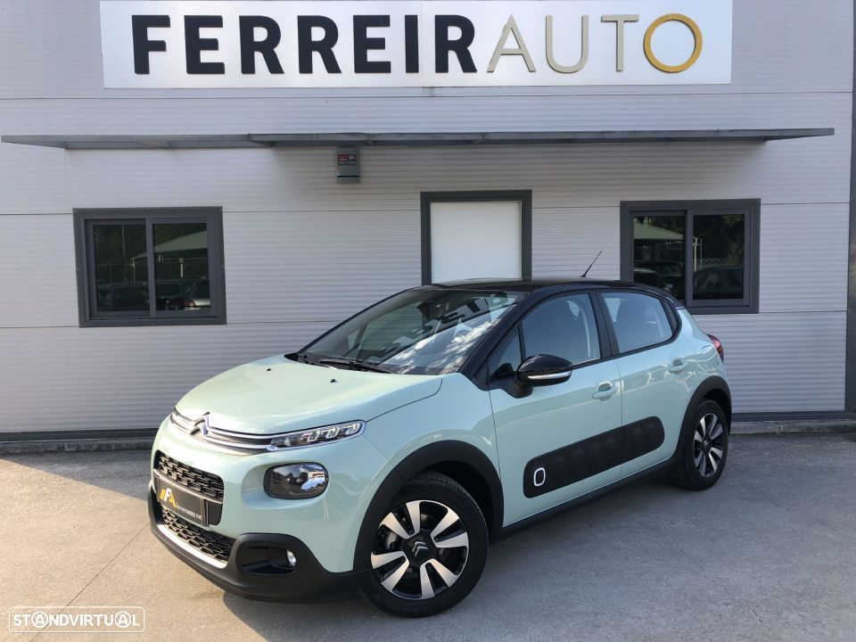 Citroën C3 1.2 PureTech Feel - 1