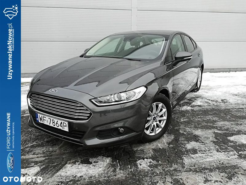 Ford Mondeo Ford Mondeo Trend Gold X 2.0 TDCi 150 KM M6 HG65867 - 12