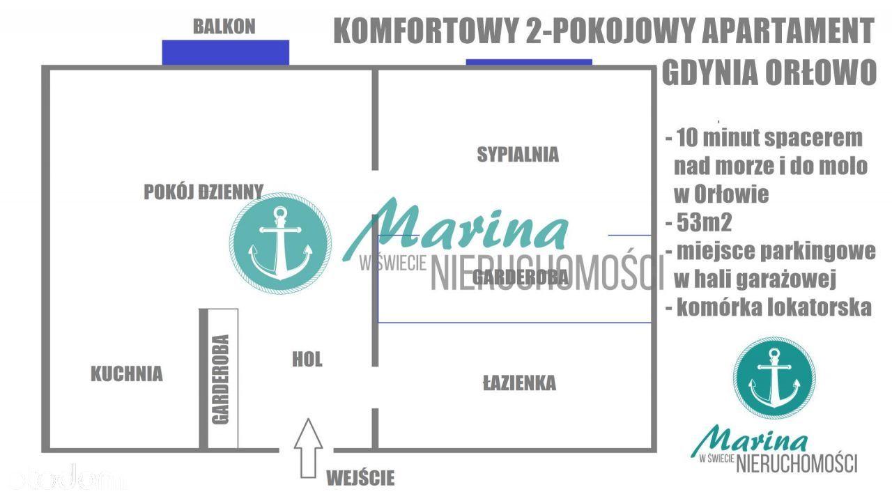 Mieszkanie na sprzedaż, Gdynia, Orłowo - Foto 14