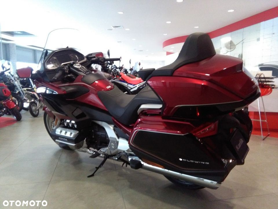 Honda GL 1800 Goldwing Tour DCT, model 2019, ASO, Gwarancja, Transport - 9