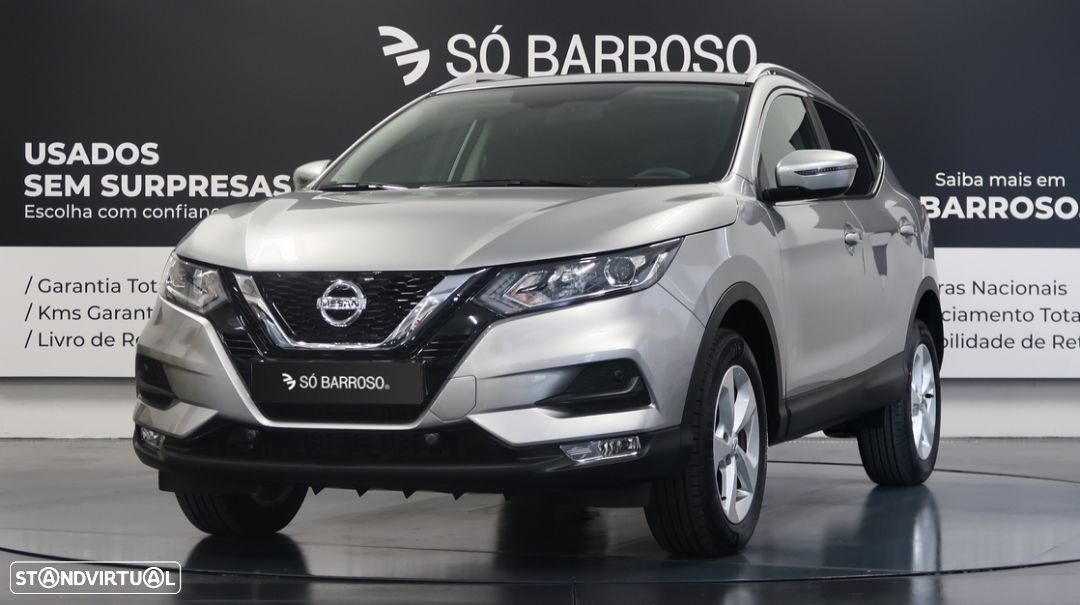 Nissan Qashqai 1.5 DCI Business Edition - 57