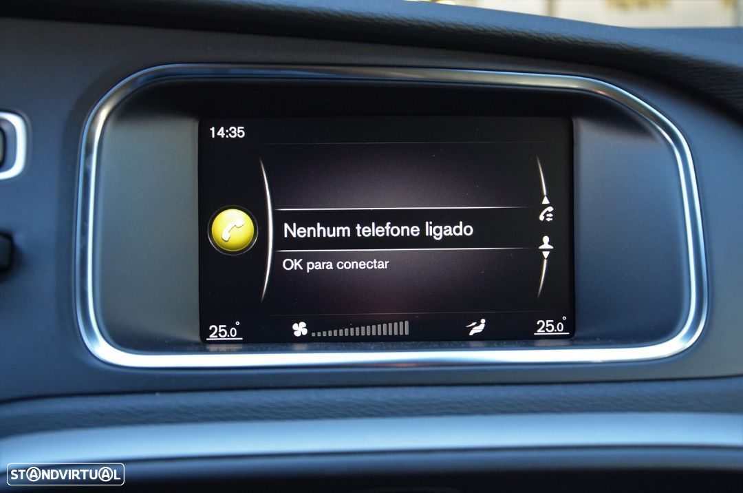 Volvo V40 T3 Sport Edition Plus Geartronic - 1