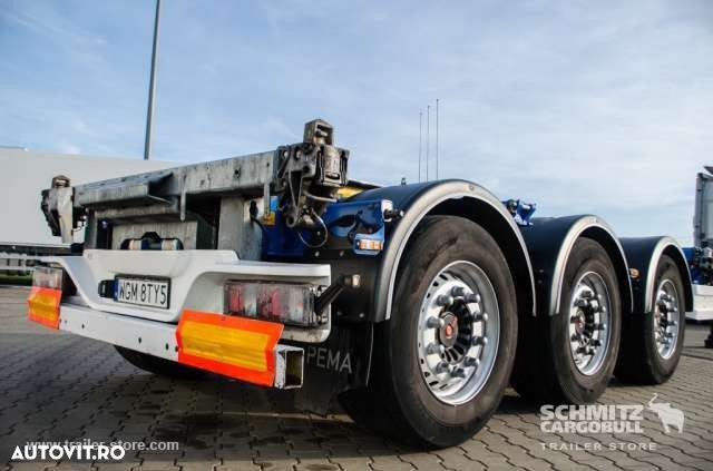 Wielton Semitrailer Container chassis - 8