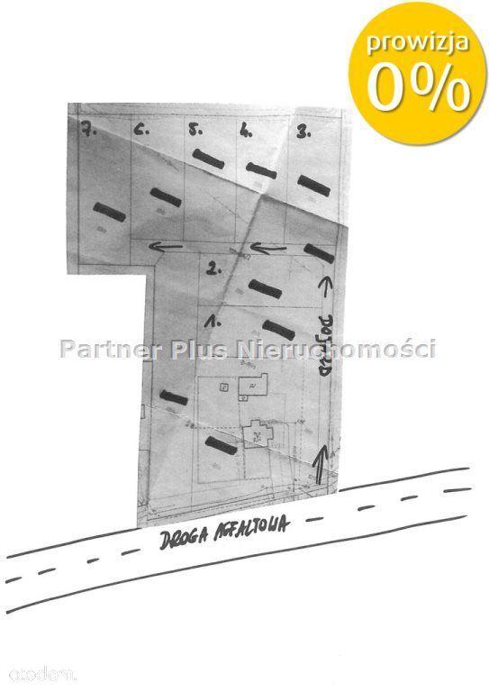 Działka na sprzedaż, Jastrzębie-Zdrój, Szeroka - Foto 1