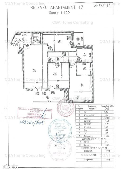 Apartament de vanzare, Bucuresti - Foto 19