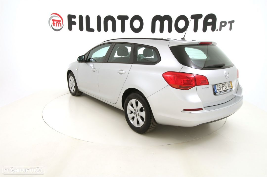 Opel Astra Sports Tourer 1.3 CDTi Selection S/S - 14
