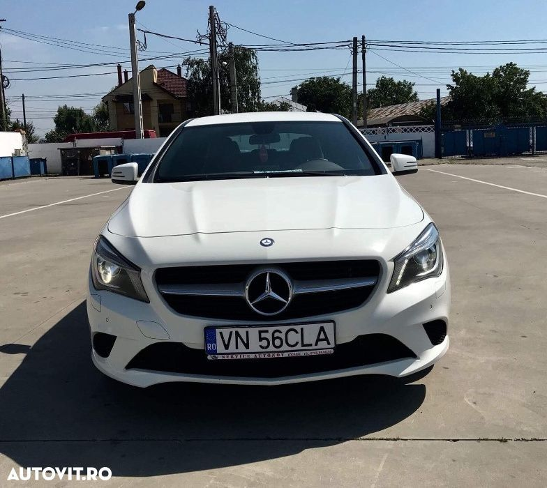 Mercedes-Benz CLA 220 - 2