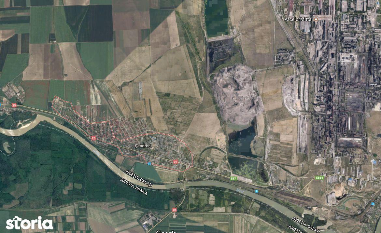 Teren de Vanzare, Galați (judet), Şendreni - Foto 1