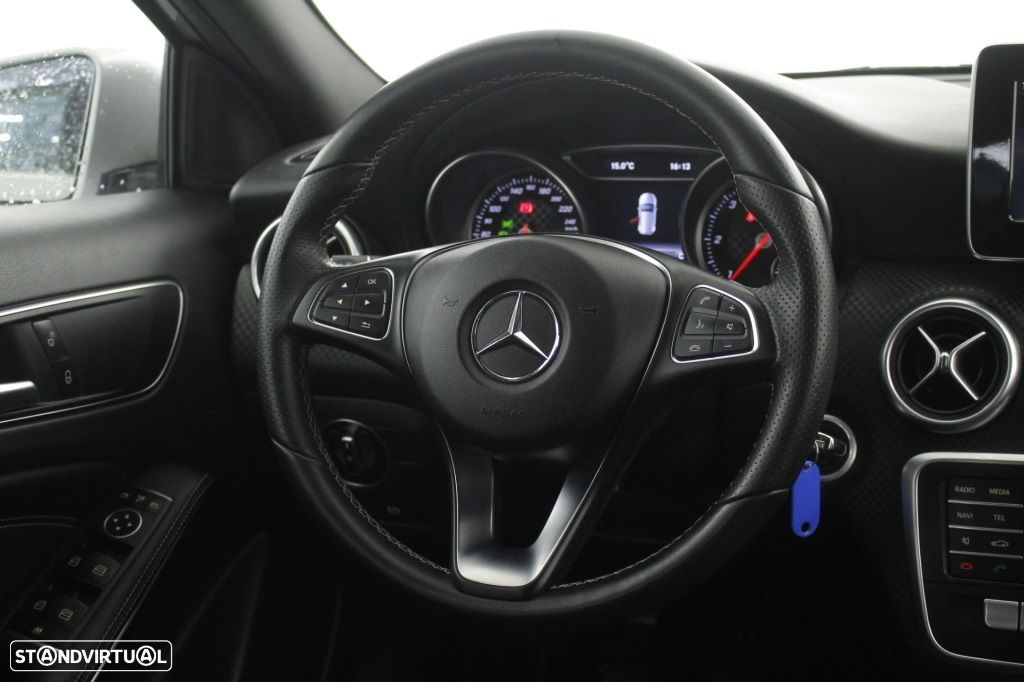 Mercedes-Benz A 180 CDi Urban - 17