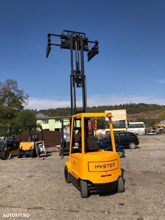 Hyster J2.50XM - 4
