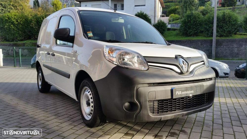 Renault KANGOO 1.5DCi Business AC C/I.V.A. Dedutível - 1