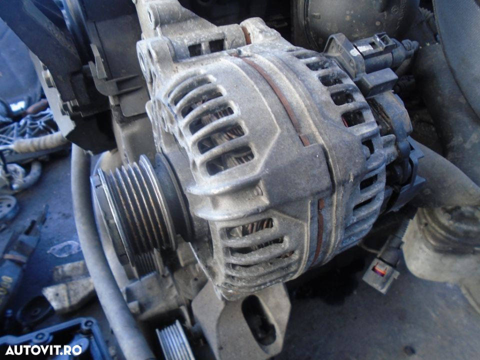 Alternator Volkswagen Sharan 1.9 TDI AUY din 2002 - 1