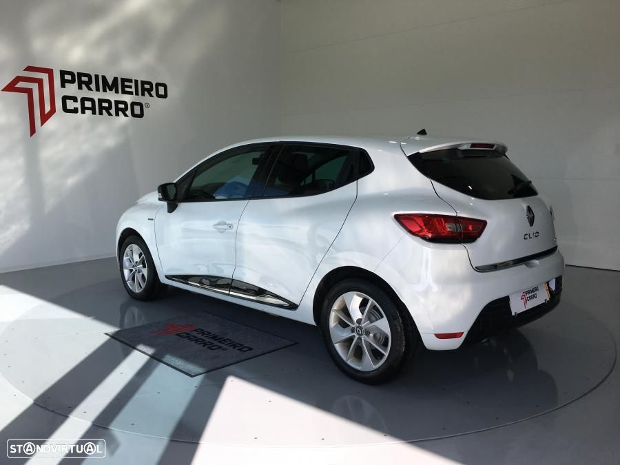 Renault Clio 0.9 TCe Limited GPS 90cv - 15