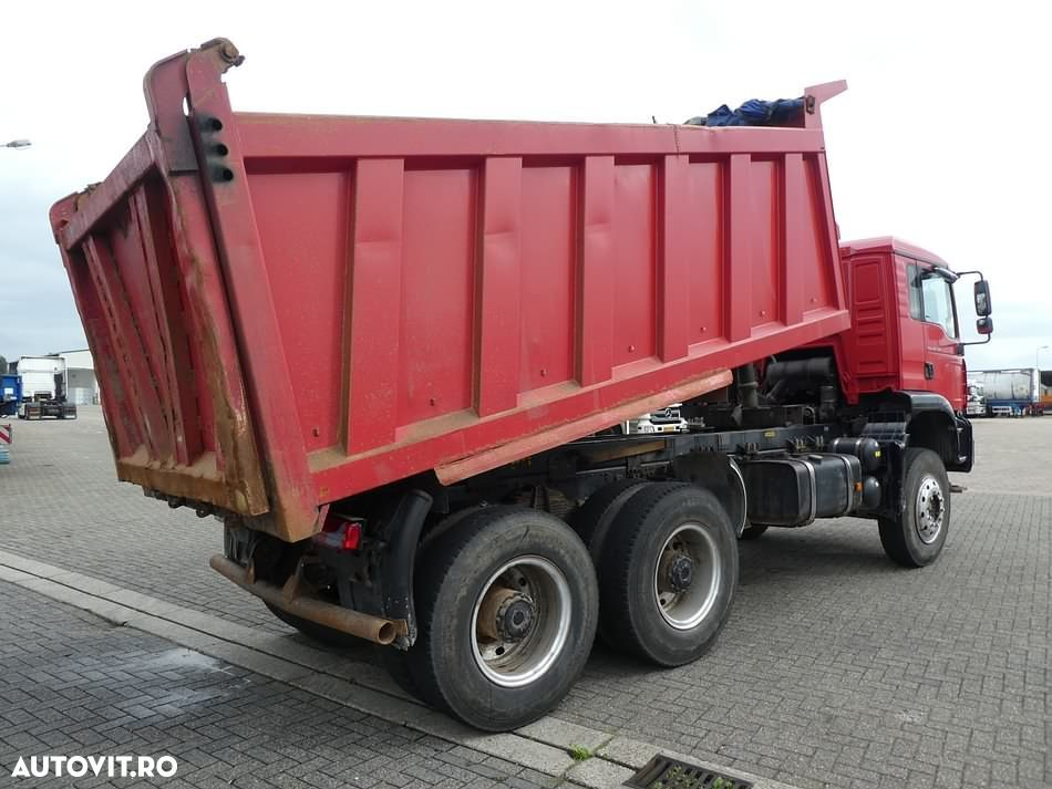 MAN 40.390 6X4 FULL STEEL 17M3 - 4