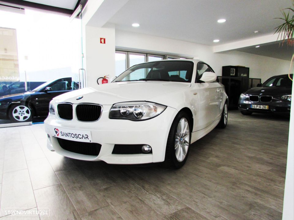 BMW 120 D Pack-M Coupe - 1