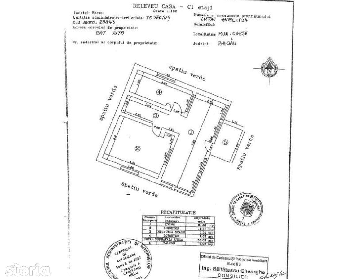 Casa de vanzare, Targu Trotus, Bacau - Foto 5