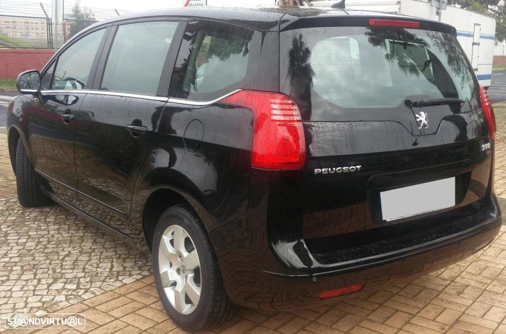 Peugeot 5008 1.6 E-HDI Business Pack 7 Lugares - 2