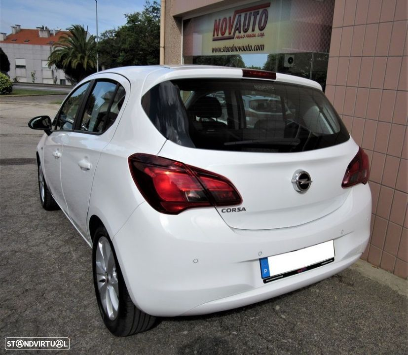 Opel Corsa 1.2 Dynamic Plus - 9