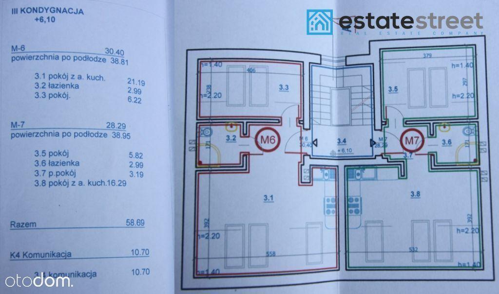 Mieszkanie na sprzedaż, Kraków, Olsza - Foto 13