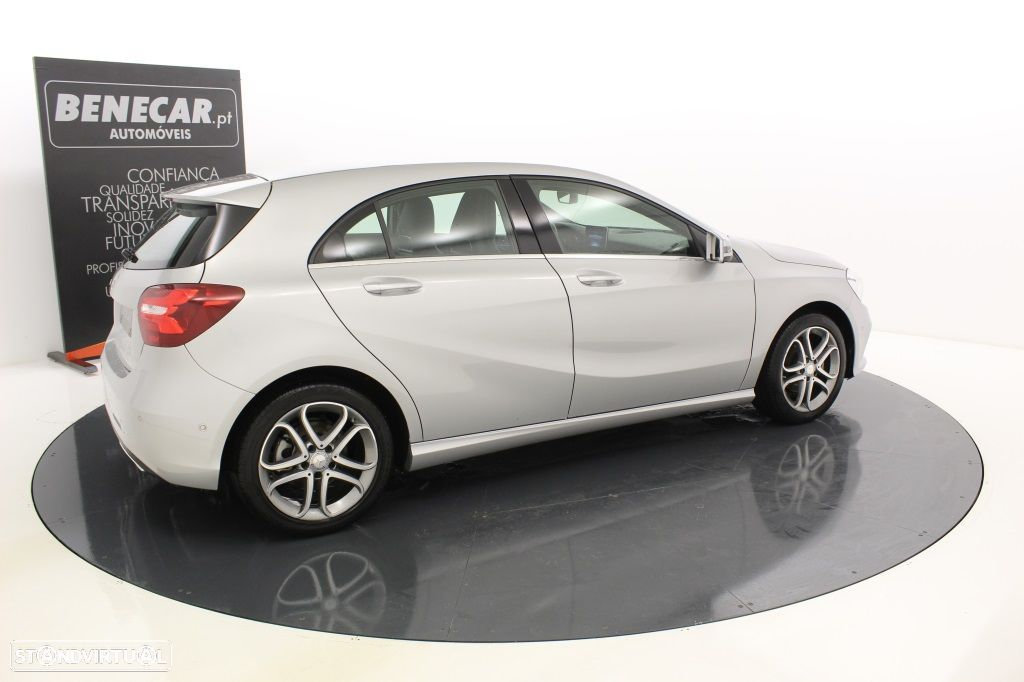 Mercedes-Benz A 180 CDi Urban - 8