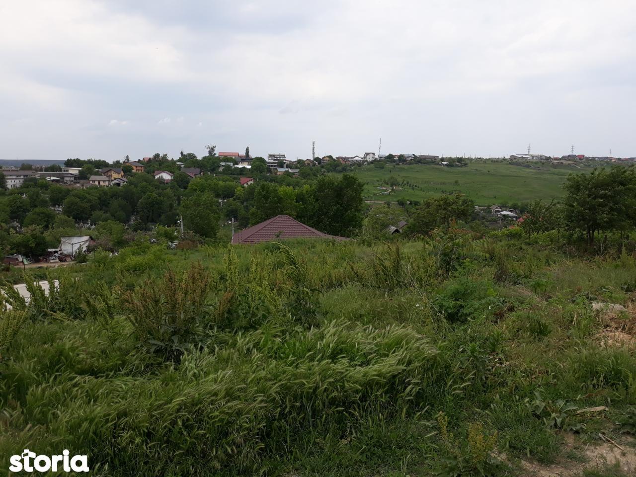 Teren de Vanzare, Iași (judet), Valea Lupului - Foto 1