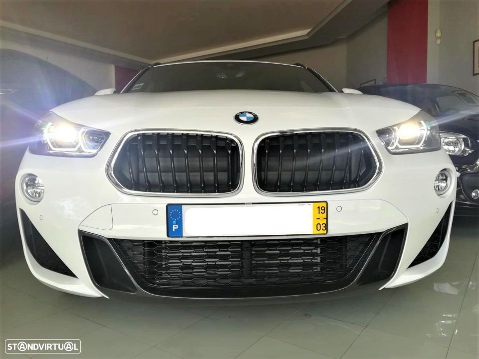 BMW X2 sDrive 16d Advantage Cx Auto Pack M - 23