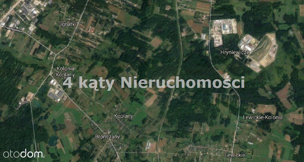 Działka na sprzedaż, Lewickie-Kolonia, białostocki, podlaskie - Foto 1