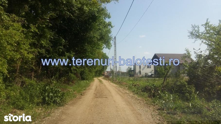 Teren de Vanzare, Balotesti, Bucuresti - Ilfov - Foto 11