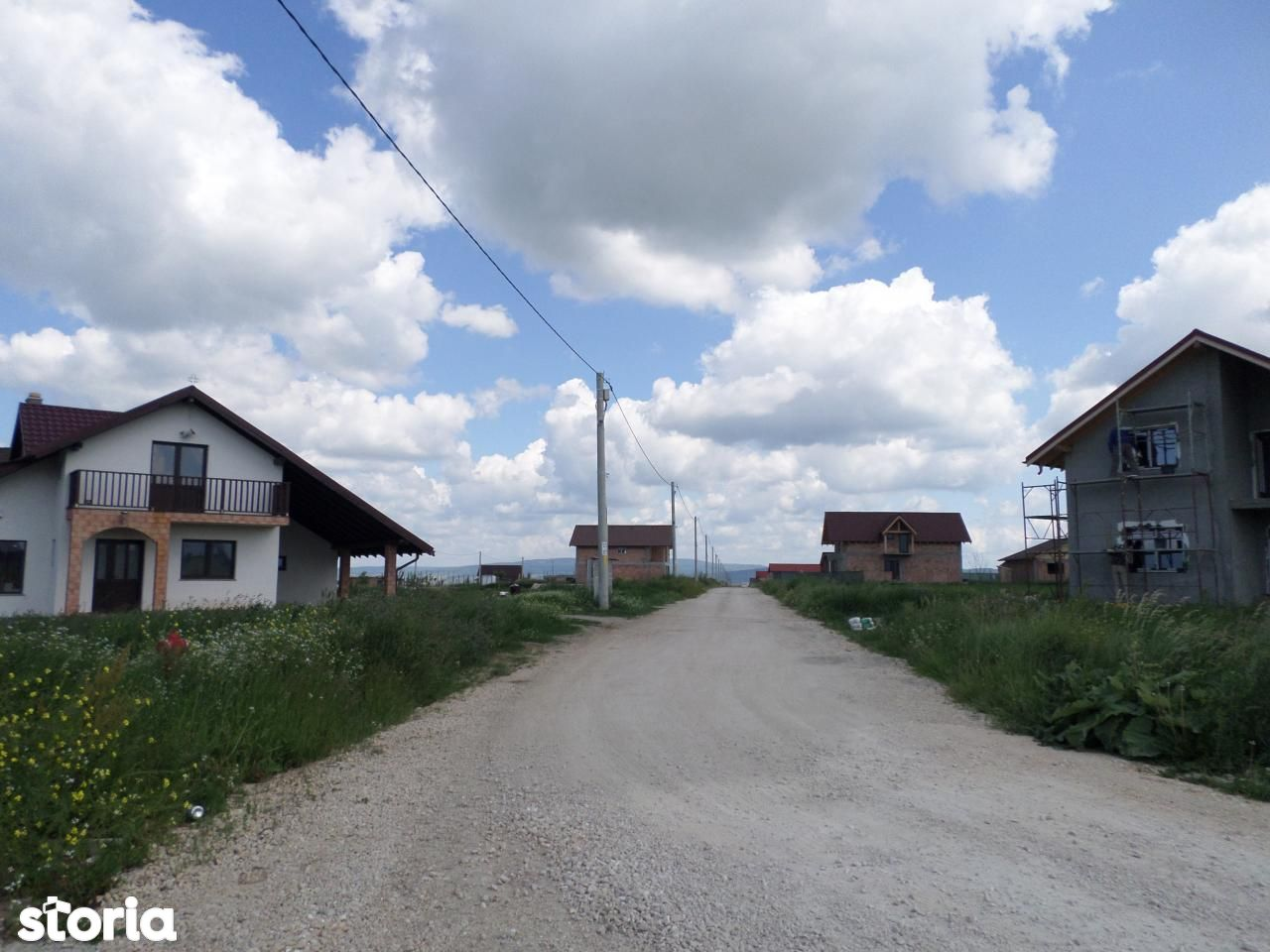 Teren de Vanzare, Brașov (judet), Sânpetru - Foto 3
