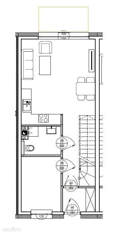 Mieszkanie na sprzedaż, Czerwonak, poznański, wielkopolskie - Foto 3