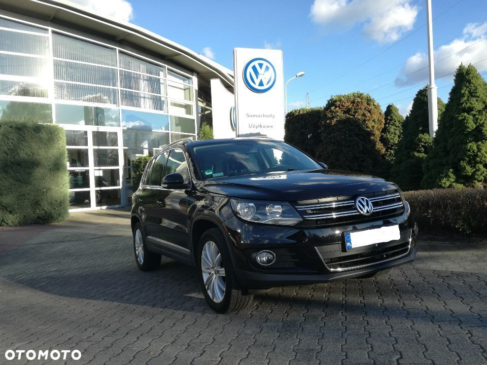Volkswagen Tiguan SPORT&STYLE 4 Motion Panorama dach - 1